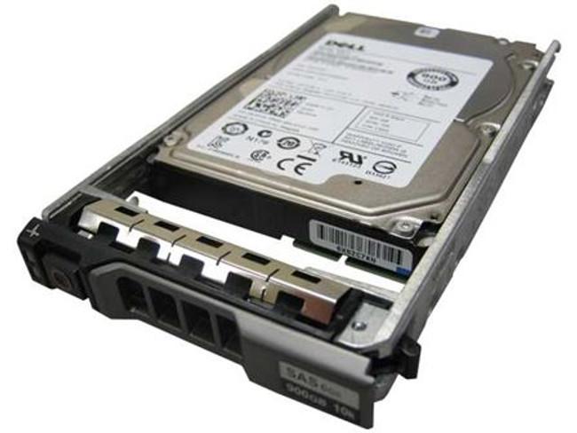 "Dell RC34W Hard Drive 900GB 10K SAS 2.5"" in Tray"