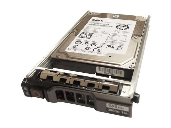 "Dell 342-2242 Hard Drive 300GB 15K SAS 2.5"" in Tray"