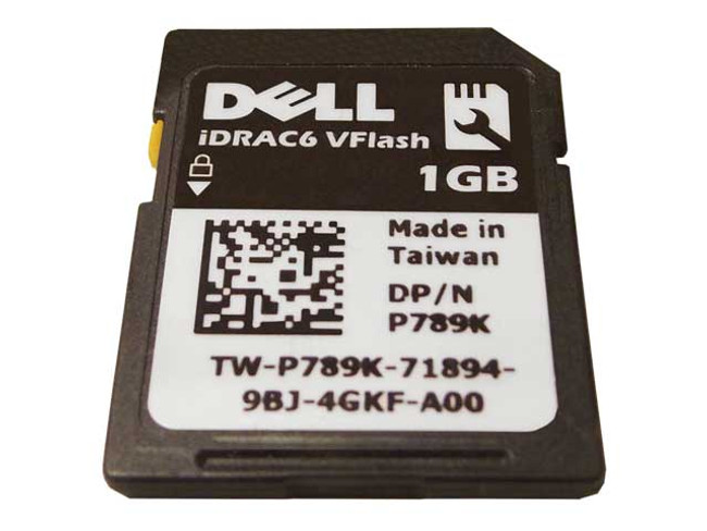 Dell P789K iDRAC 6 SD Card 1GB