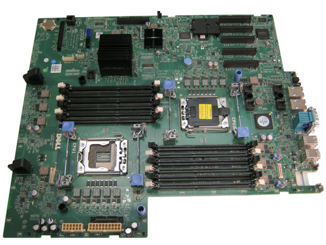 Dell 9CGW2 System Board for PowerEdge T610
