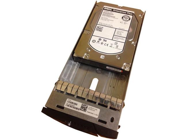 "EqualLogic 8R4T4 Hard Drive 600GB 15K SAS 3.5"" in Tray"