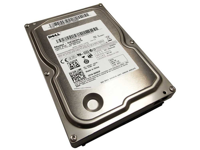 Dell 6R63F Hard Drive 500GB 7.2K SATA 3.5""