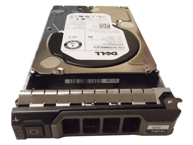 "Dell 440RW Hard Drive 1TB 7.2K SAS 3.5"" in Tray"