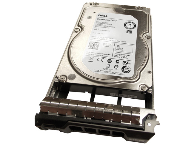 "Dell THGNN Hard Drive 4TB 7.2K SATA 3.5"" in Tray"