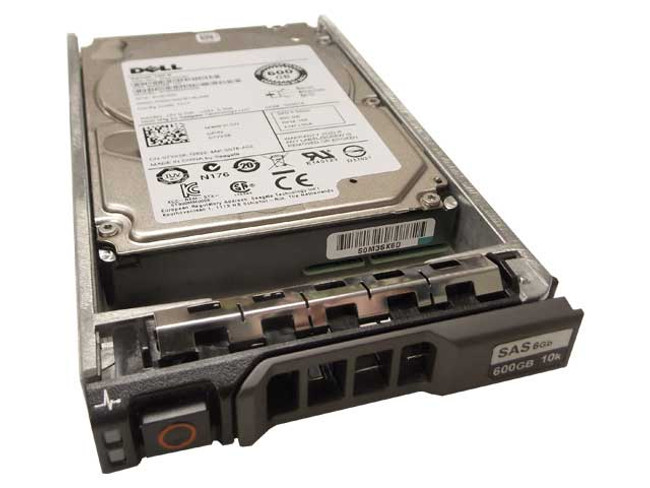 Dell 7YX58 Hard Drive 600GB 10K SAS 2.5
