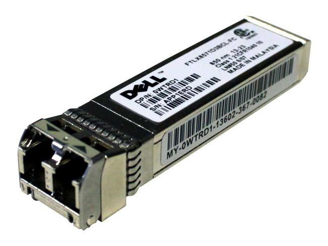 Dell WTRD1 10GB GBIC SFP+ Transceiver