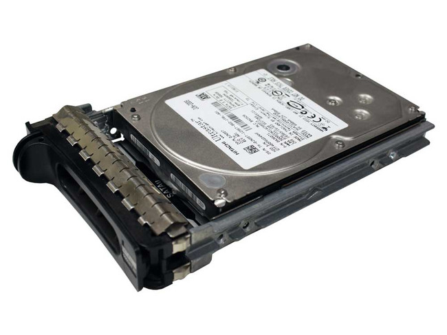 "Dell JN957 Hard Drive 500GB 7.2K SATA 3.5"" in Tray"