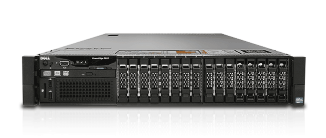 Dell PowerEdge R820 Server - Configured