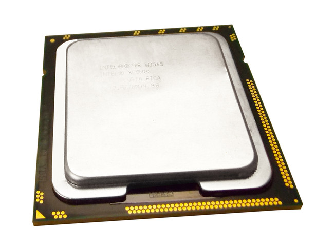 Dell 4VD3V W3565 3.2Ghz Quad-Core Processor