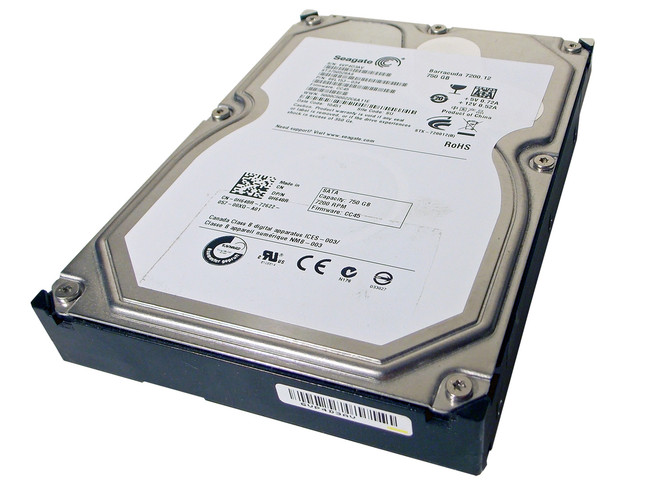 Dell H648R Hard Drive 750GB 7.2K SATA 3.5""