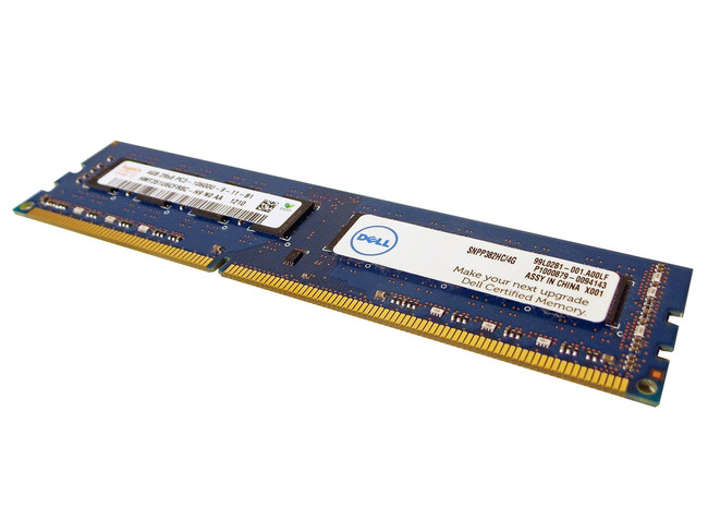 Dell P382H Memory 4GB PC3-10600U 2Rx8