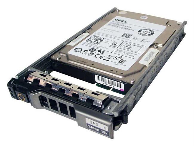 "Dell 89TH4 Hard Drive 146GB 15K SAS 2.5"" in Tray"