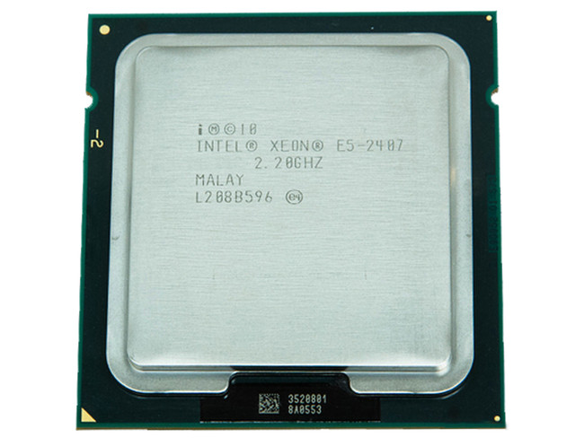 Dell 8P6G0 E5-2407 2.2Ghz Quad Core Processor