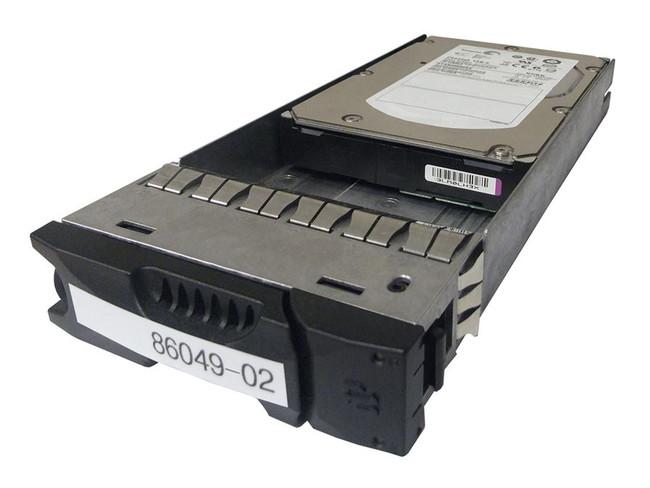 "EqualLogic 86049-02 Hard Drive 300GB 15K SAS 3.5"" in Tray"