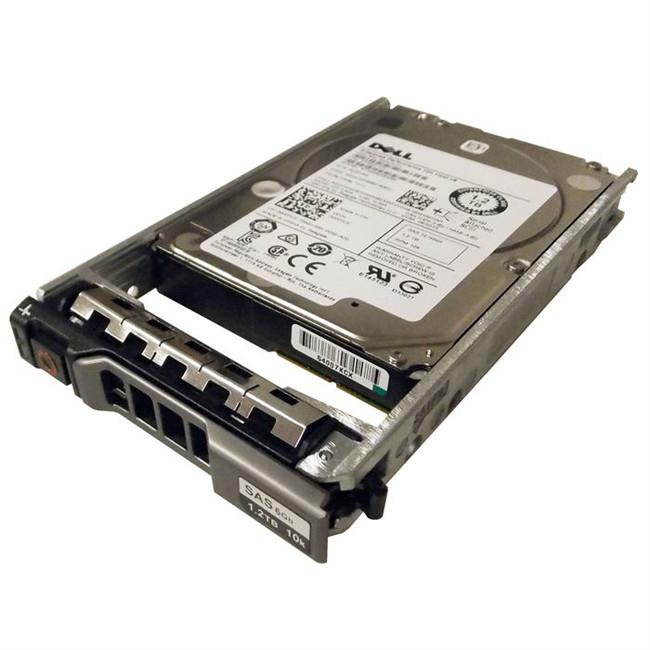"""Dell WXPCX Hard Drive 1.2TB 10K 12G SAS 2.5"""" in Tray"""