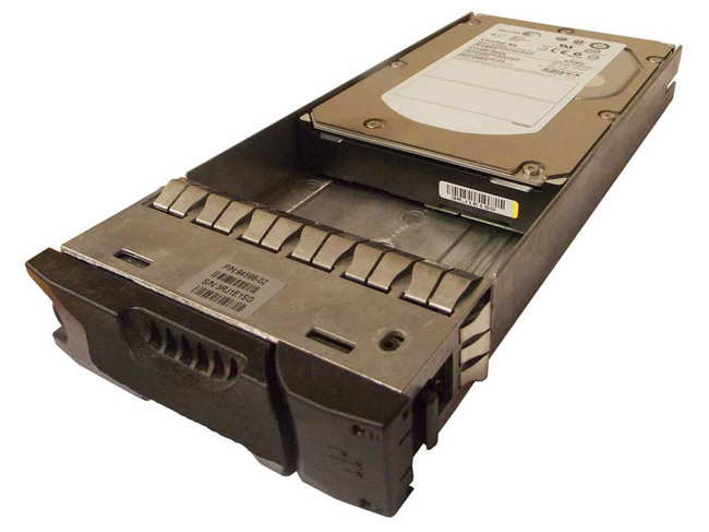 "EqualLogic NFW4T Hard Drive 450GB 10K SAS 3.5"" in Tray"