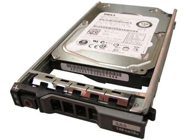 "Dell 342-0427 Hard Drive 146GB 15K SAS 2.5"" in Tray"