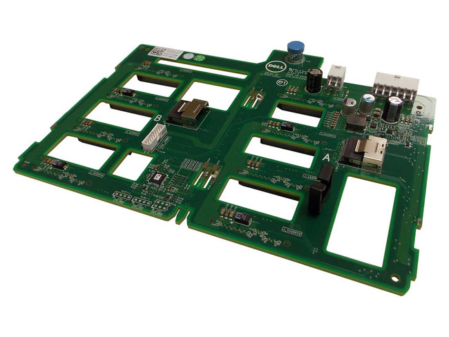 """Dell M05TM 1x8 3.5"""" Backplane for PowerEdge T420"""