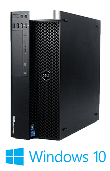 Dell Precision T5600 Workstation - Configured