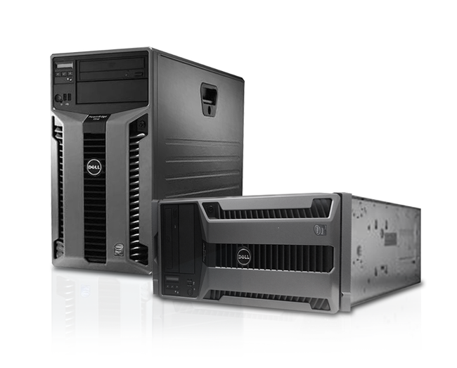 "Dell PowerEdge T710 - 2.5"" - Tower or Rack Server - Customize Your Own"