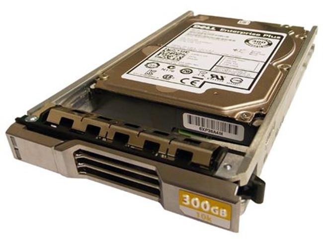 "EqualLogic W6J6V Hard Drive 300GB 10K SAS 2.5"" in Tray"