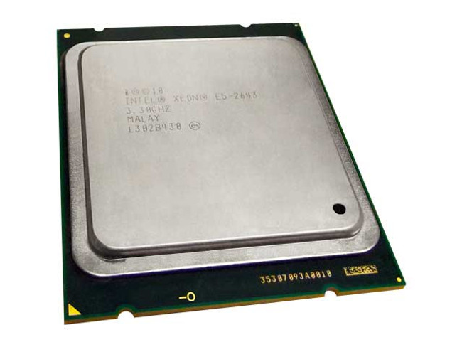 Dell FD4M4 E5-2643 3.3Ghz Quad-Core Processor