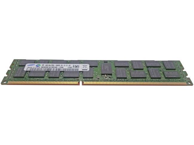 Dell RYK18 Memory 8GB PC3-12800R 2Rx4