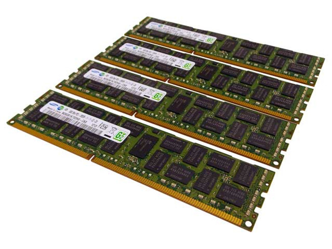 Dell 317-9079 Memory 32GB (4x8GB) PC3-12800R 2Rx4 - 4 Pack