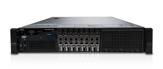 "Dell PowerEdge R720 Server - 2.5"" Model - Customize Your Own"