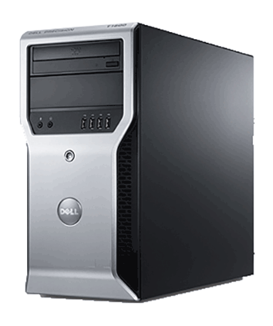 Dell Precision T1600 Workstation - Configured