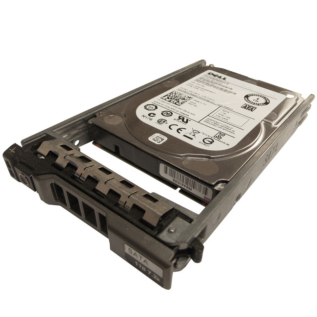 "Dell 342-1998 Hard Drive 1TB 7.2K SATA 2.5"" in Tray"