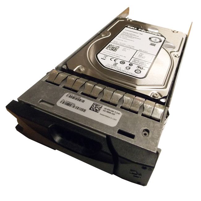 "EqualLogic 0NV66 Hard Drive 2TB 7.2K SATA 3.5"" in Tray"