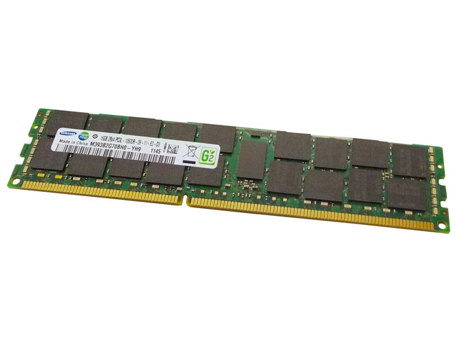 Dell 317-9639 Memory 16GB PC3L-10600R 2Rx4