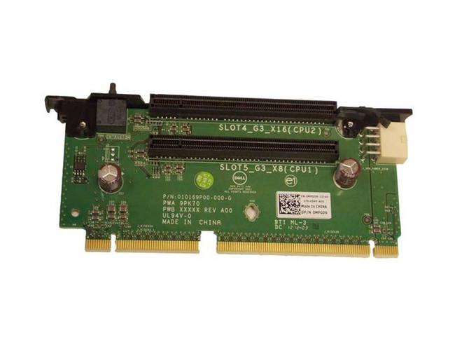 Dell MPGD9 Riser Card for PowerEdge R720 & R720xd
