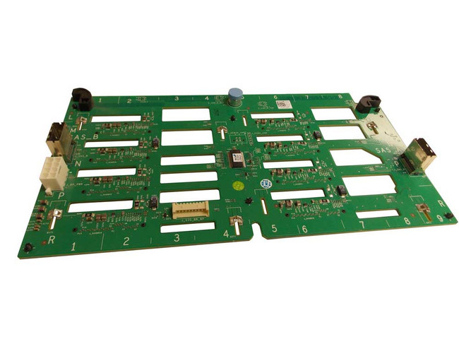 "Dell F313F 1x8 3.5"" Backplane for PowerEdge T610 & T710"
