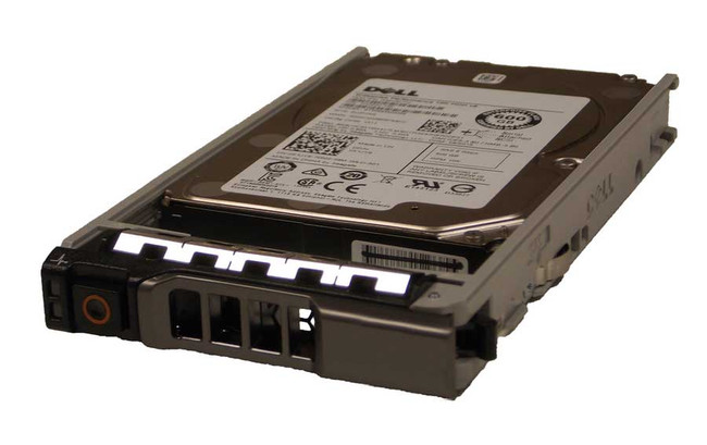 "Dell K1JY9 Hard Drive 600GB 10K SAS 2.5"" in Tray"