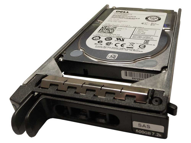 Dell 342-0428 Hard Drive 500GB 7.2K SAS 2.5