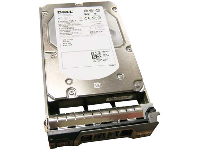 "Dell 342-2066 Hard Drive 450GB 15K SAS 3.5"" in Tray"