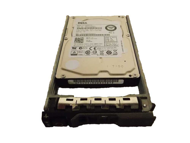 "Dell 4GN49 Hard Drive 300GB 15K SAS 2.5"" in Tray"