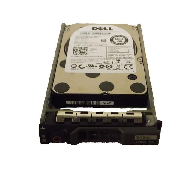 "Dell 99NCV Hard Drive 900GB 10K SAS 2.5"" in Tray"