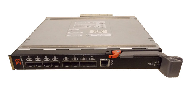 Dell UN041 Brocade 4424 4GB Switch