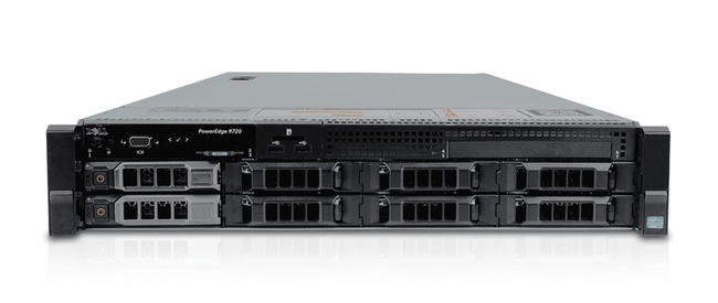 "Dell PowerEdge R720 Server - 3.5"" Model - Customize Your Own"