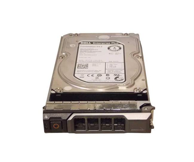 "Dell DRMYH Hard Drive 4TB 7.2K SAS 3.5"" in Tray"