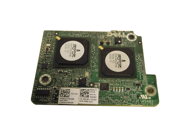 Dell 06JRC Mezzanine Ethernet Card