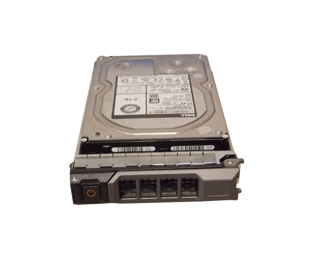 "Dell 908XX Hard Drive 6TB 7.2K SATA 3.5"" in Tray"
