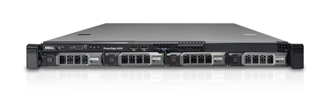 "Dell PowerEdge R420 Server - 3.5"" Model - Customize Your Own"