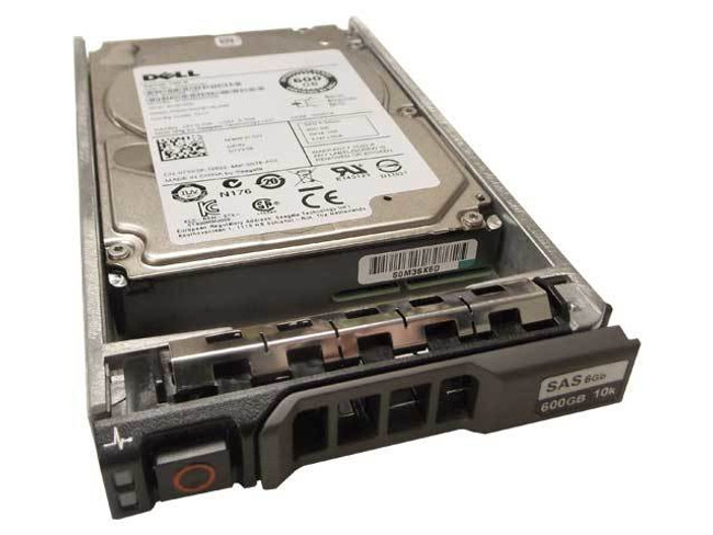 "Dell WPJY9 Hard Drive 600GB 15K SAS 2.5"" in Hybrid Tray"