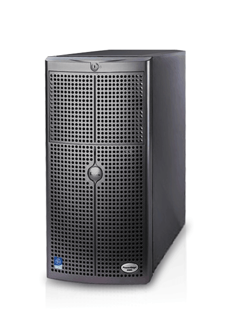 Dell PowerEdge 2800 Tower Server - Configured