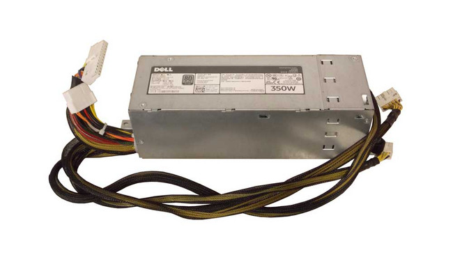 Dell 8M7N4 Non-Redundant Power Supply 350W