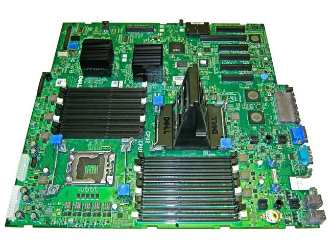 Dell WWV8K System Board for PowerEdge T710 G1